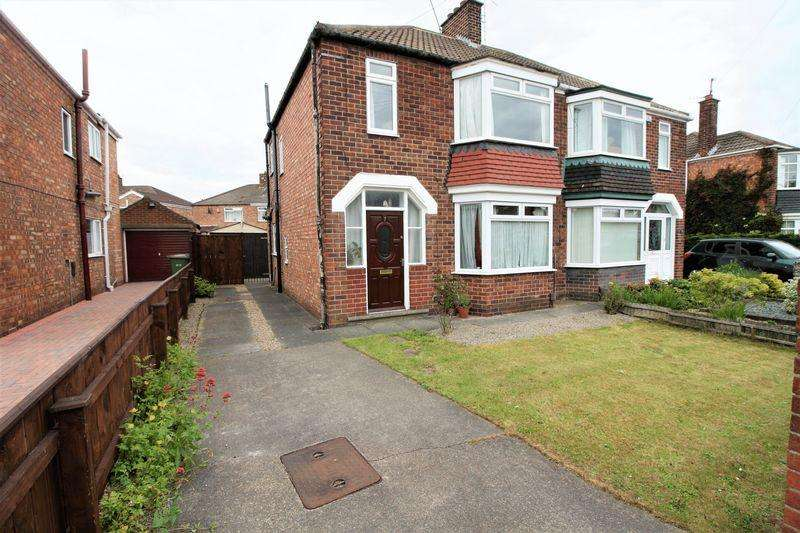 3 Bedrooms Semi Detached House for sale in Hamilton Grove, Middlesbrough