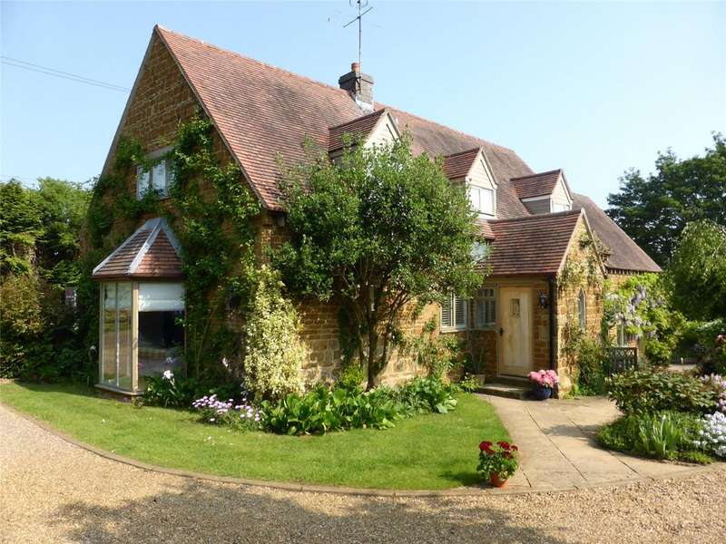 5 Bedrooms Barn Conversion Character Property for sale in Manor Farm Lane, Balscote, Banbury, Oxfordshire, OX15