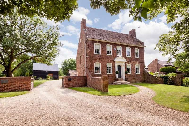 4 Bedrooms Detached House for sale in High Street, Fen Drayton