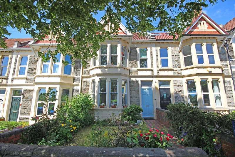 3 Bedrooms Terraced House for sale in Charborough Road, Filton Park, Bristol, BS34