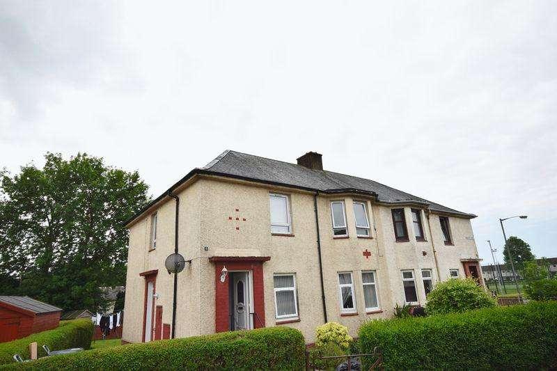 2 Bedrooms Ground Flat for sale in 7 Macbeth Road, Stewarton KA3 3AJ