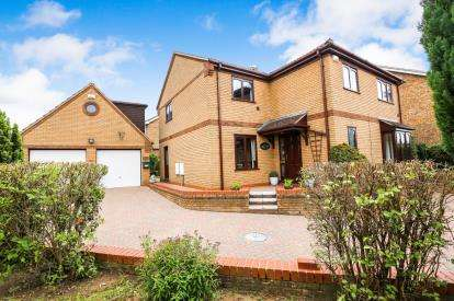 4 Bedrooms Detached House for sale in Station Road, Potton, Sandy, Bedfordshire