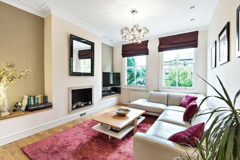 3 Bedrooms Maisonette Flat for sale in Hartham Road, N7 9JQ