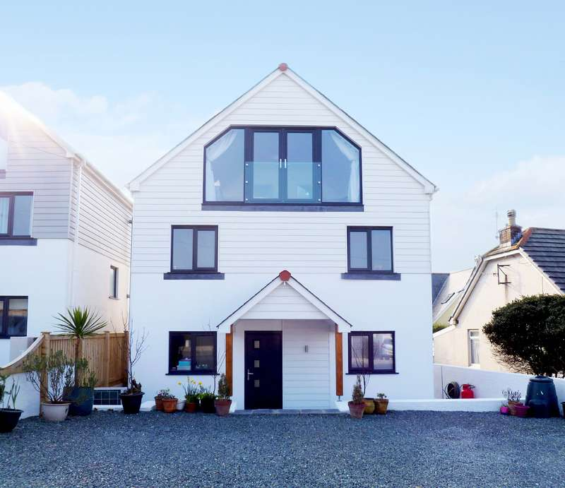4 Bedrooms House for sale in 1 Trenance, Liskey Hill Crescent, Perranporth
