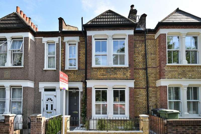 3 Bedrooms Terraced House for sale in Fernbrook Road, Hither Green