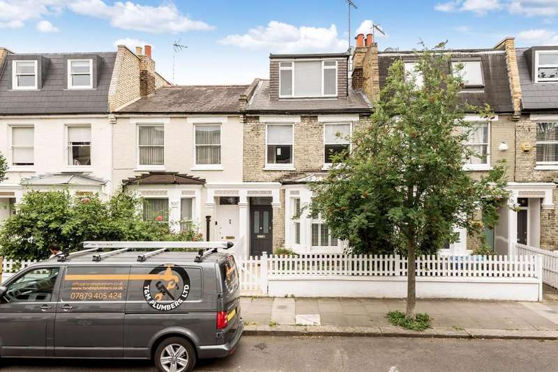 3 Bedrooms Terraced House for sale in Carthew Road, Hammersmith