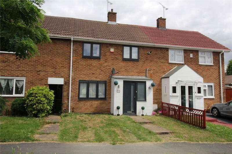 3 Bedrooms Terraced House for sale in Denys Drive, Fryerns, Basildon, Essex, SS14