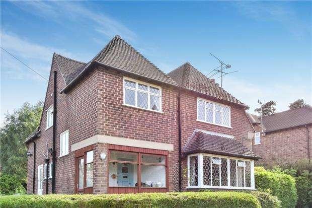 4 Bedrooms Detached House for sale in Spring Woods, Sandhurst, Berkshire
