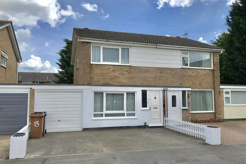 3 Bedrooms Detached House for sale in Kennet Way, Melton Mowbray