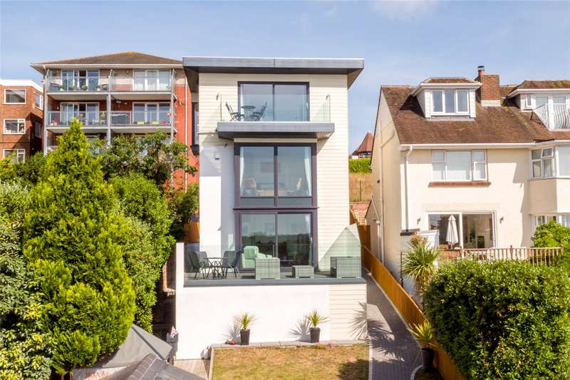 4 Bedrooms Detached House for sale in Churchfield Crescent, Poole, Dorset, BH15