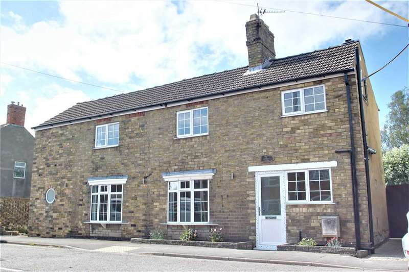 3 Bedrooms Detached House for sale in Silver Street, Bardney, Lincoln