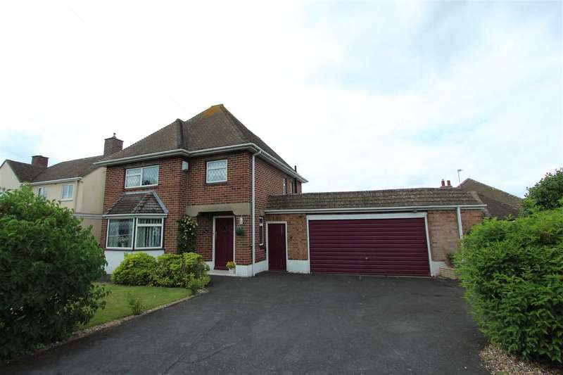 3 Bedrooms Detached House for sale in Gloucester Crescent, Melton Mowbray
