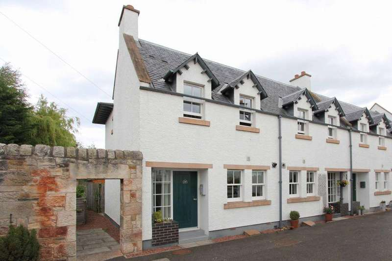 3 Bedrooms End Of Terrace House for sale in 28 Back Lane, Aberlady East Lothian EH32 0RU