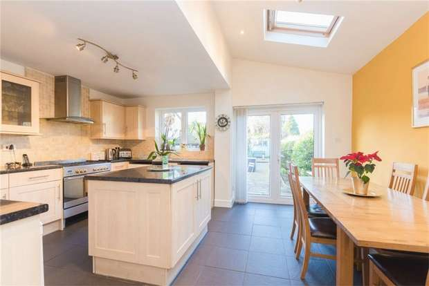 3 Bedrooms Semi Detached House for sale in Elmlea, Cecil Road, IVER, Buckinghamshire