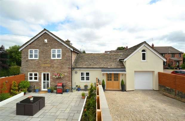 4 Bedrooms Semi Detached House for sale in Pumptree Mews, Macclesfield, Cheshire