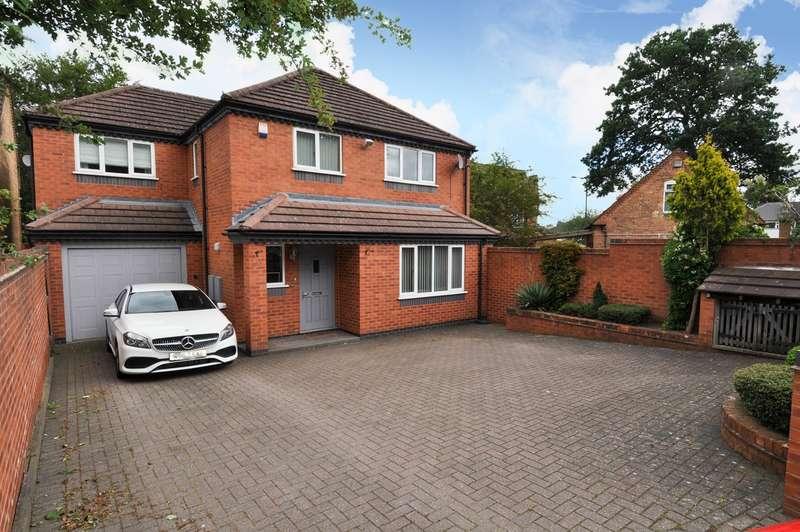 4 Bedrooms Detached House for sale in Longbridge Lane, Longbridge, Birmingham, B31