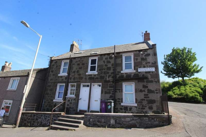 1 Bedroom Flat for sale in Brownlow Place, Ferryden, Montrose, DD10