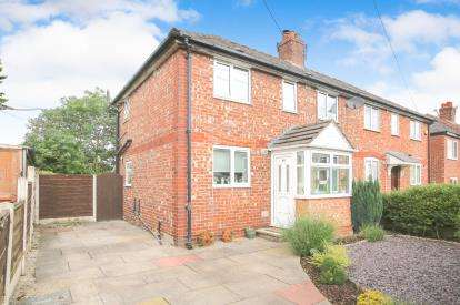 3 Bedrooms Semi Detached House for sale in Oak Road, Cheadle, Cheshire