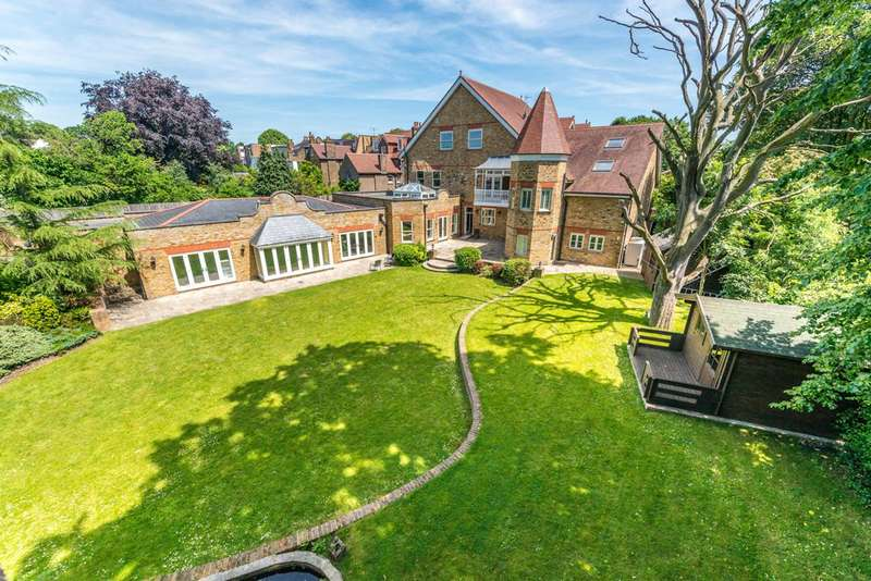 8 Bedrooms Detached House for sale in Westbury Road, Ealing, W5