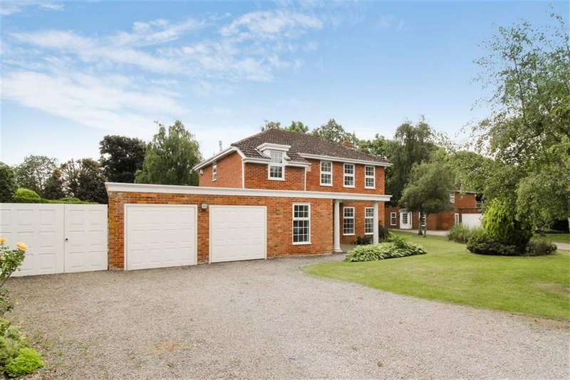 4 Bedrooms Detached House for sale in Leverton Gate, Broome Manor, Swindon