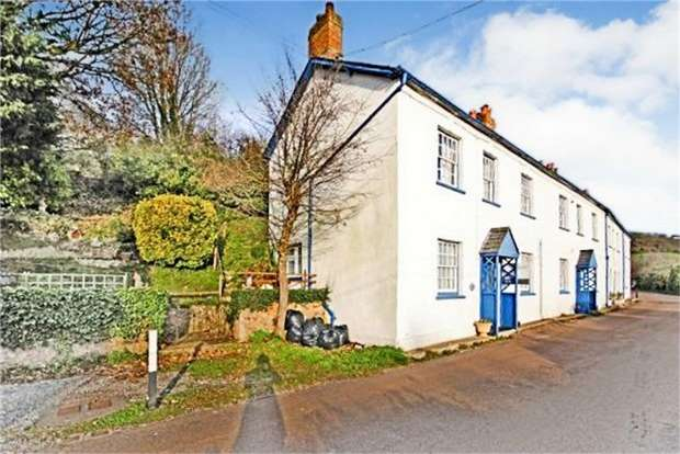 2 Bedrooms End Of Terrace House for sale in Branscombe, Seaton, Devon