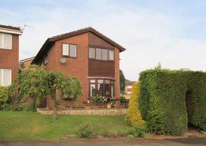 4 Bedrooms Detached House for sale in Allestree Drive, Dronfield Woodhouse, Dronfield, Derbyshire