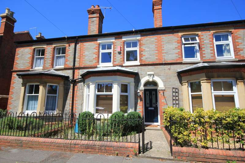 3 Bedrooms Terraced House for sale in Marlborough Avenue, Reading, RG1
