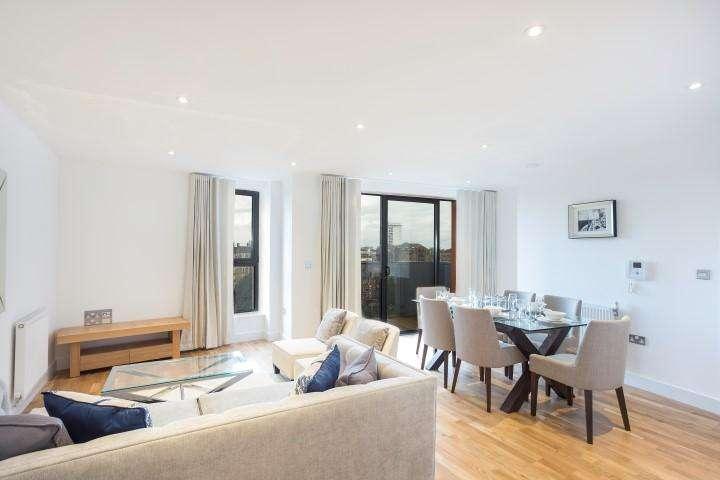 2 Bedrooms Flat for sale in Tanner Street , London SE1