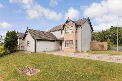 4 Bedrooms Detached House for sale in Lomond View, Symington