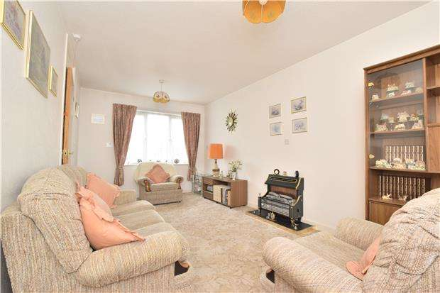 1 Bedroom Flat for sale in Avonlea Court, Cloverdale Drive, L/Green, BS30 9UT