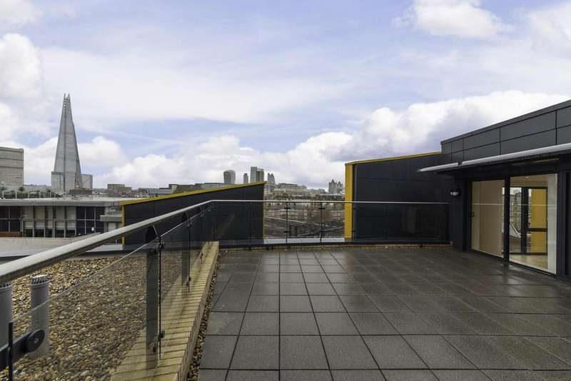 3 Bedrooms Flat for sale in Tanner Street SE1