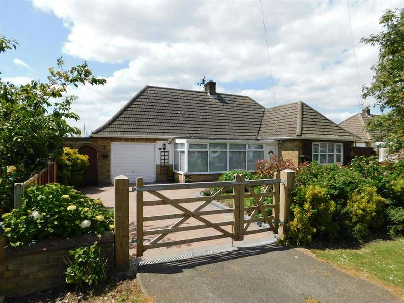 3 Bedrooms Detached Bungalow for sale in Ancaster Avenue, Chapel St. Leonards, Skegness, PE24 5SN