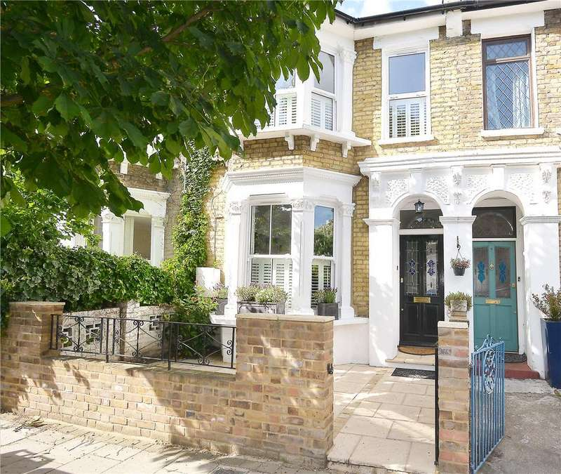4 Bedrooms Terraced House for sale in Melbourne Grove, East Dulwich, London, SE22