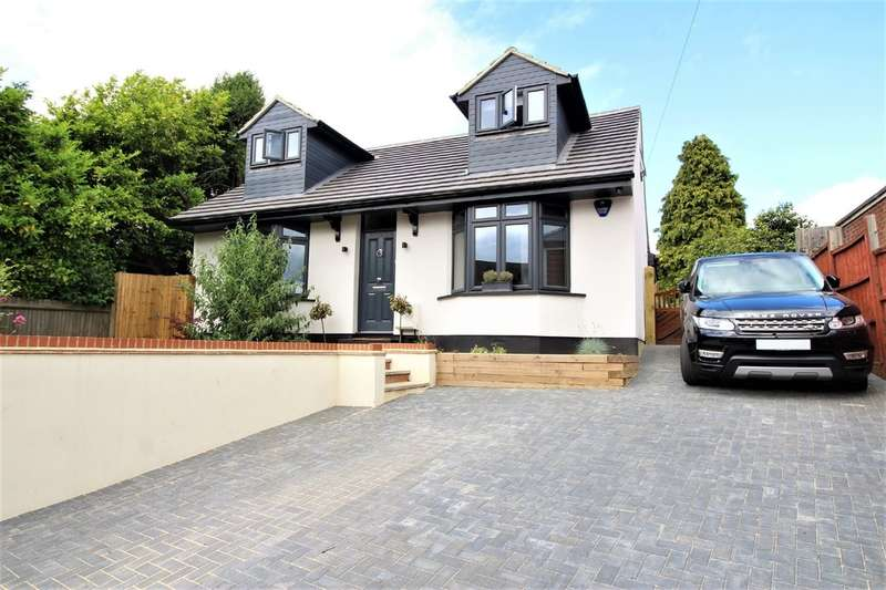 4 Bedrooms Detached House for sale in Nash Mills, Hemel Hempstead