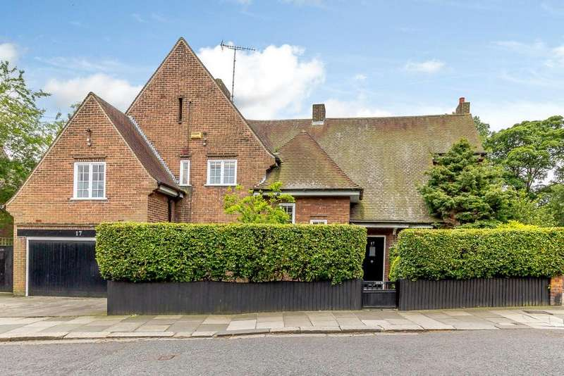 5 Bedrooms Detached House for sale in Westfield, Gosforth, Newcastle Upon Tyne, Tyne And Wear