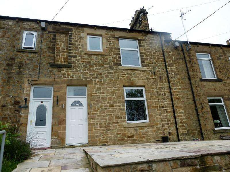 3 Bedrooms Terraced House for sale in Co-operative Terrace, Shotley Bridge, Consett DH8