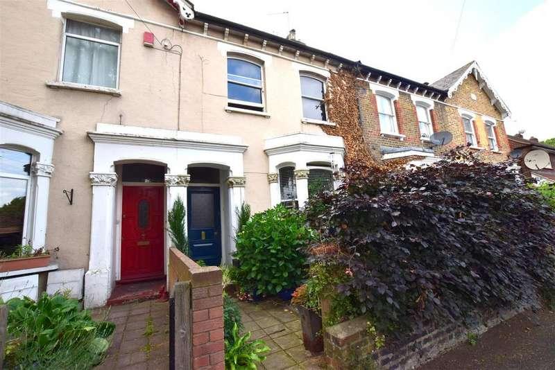 1 Bedroom Flat for sale in Argyle Road, London