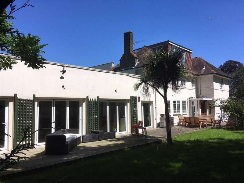 5 Bedrooms Detached House for sale in West Temple Sheen, SHEEN PARKSIDE, SW14