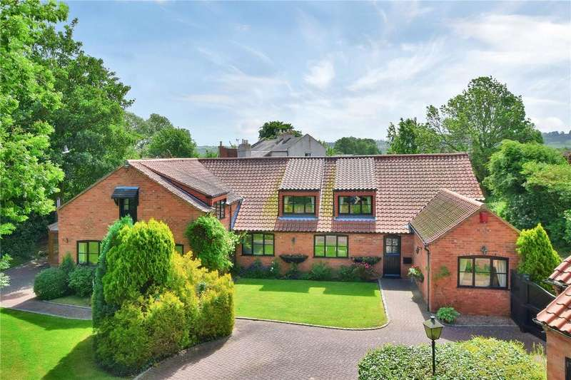 5 Bedrooms Detached House for sale in Hecadeck Lane, Nether Broughton, Melton Mowbray