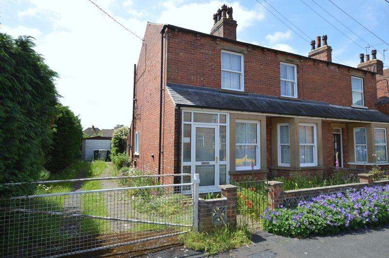 2 Bedrooms Semi Detached House for sale in 7 King Edward Road, Woodhall Spa