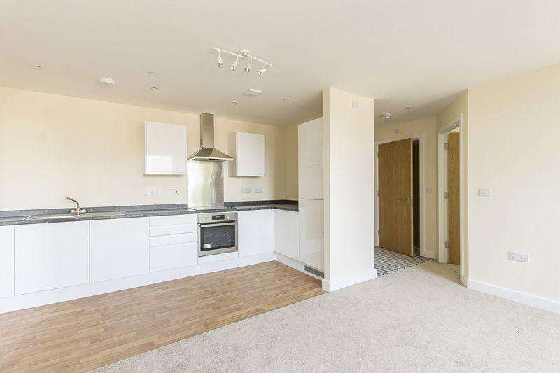 2 Bedrooms Apartment Flat for sale in PROSPERITY HOUSE, GOWER STREET, DERBY