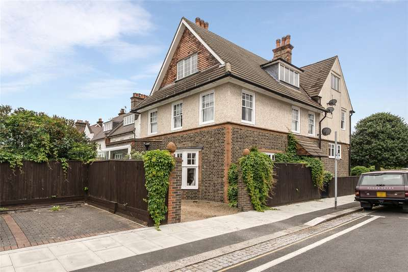 2 Bedrooms Flat for sale in Belvedere Grove, Wimbledon, London, SW19