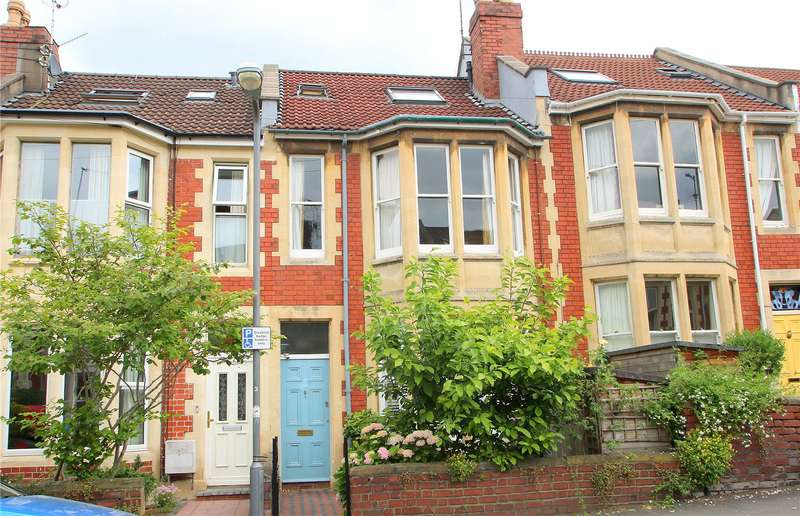 5 Bedrooms Terraced House for sale in Leighton Road Southville Bristol BS3