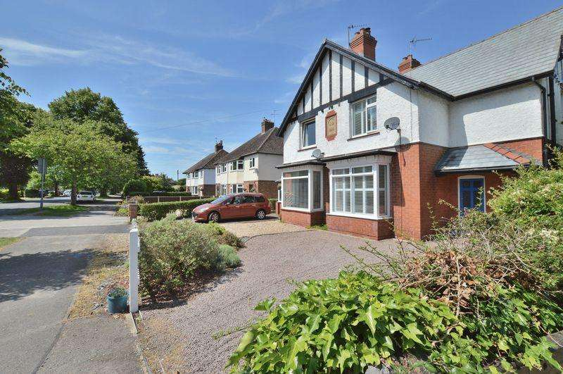 3 Bedrooms Semi Detached House for sale in 24 Witham Road, Woodhall Spa