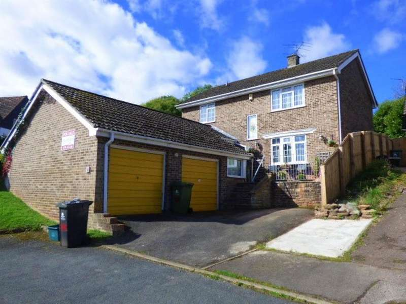 4 Bedrooms Detached House for sale in Aylburton , Lydney, Gloucestershire