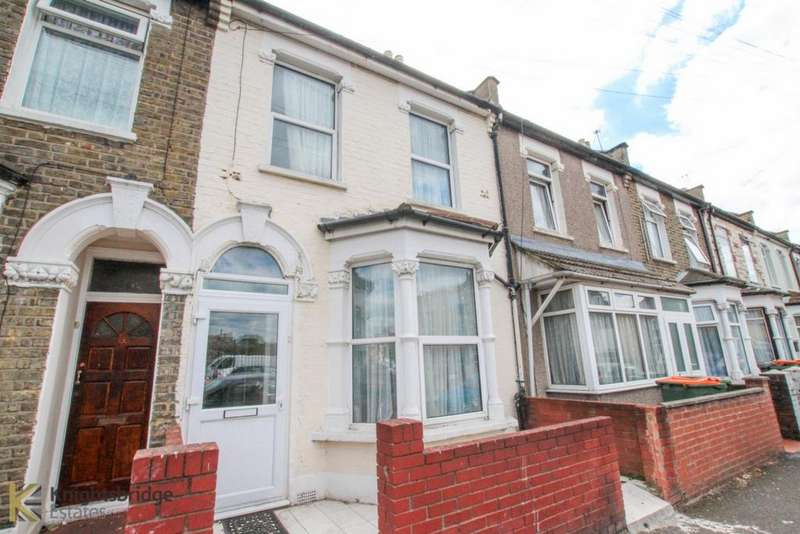 3 Bedrooms House for sale in Wakesfield Street, East Ham, E6