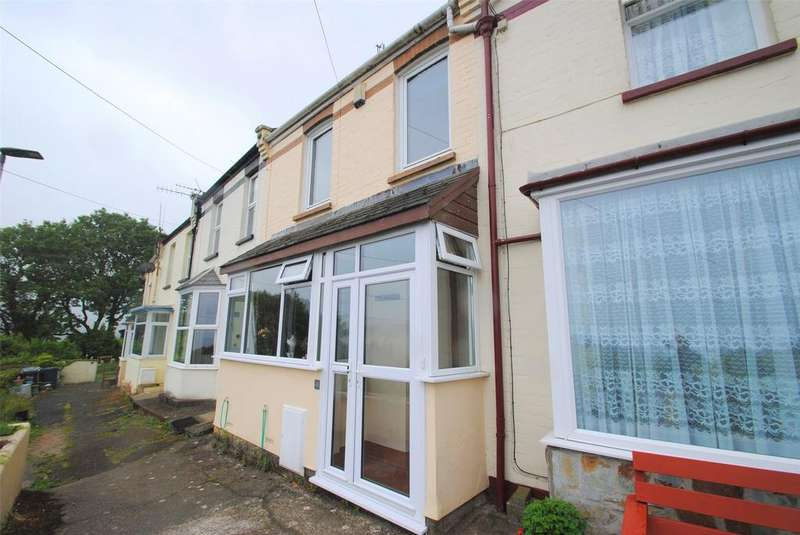 2 Bedrooms Terraced House for sale in Chambercombe Road, Ilfracombe