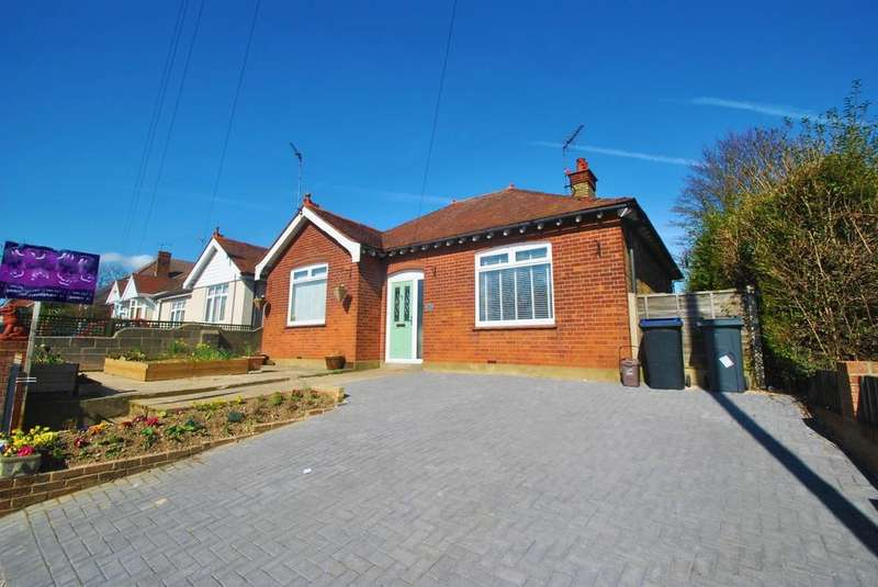 2 Bedrooms Detached Bungalow for sale in Margate Road, Ramsgate