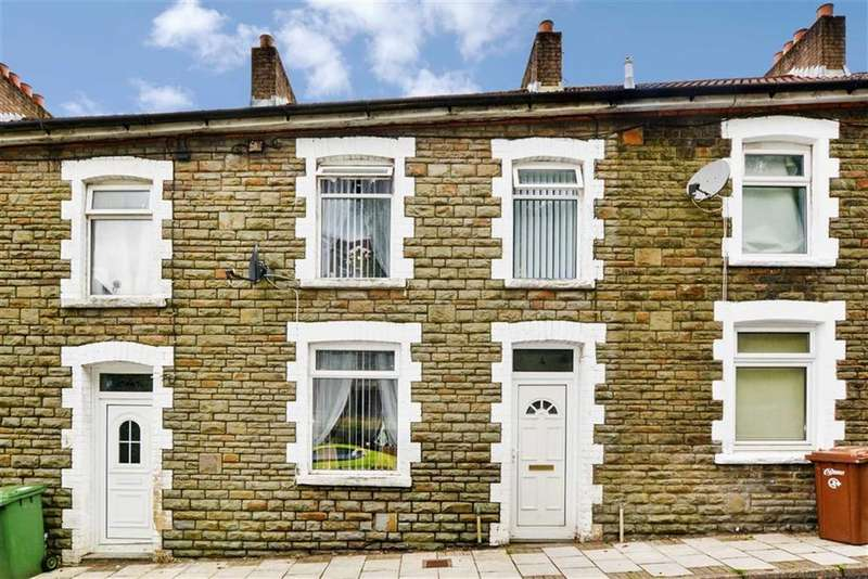 3 Bedrooms Terraced House for sale in Alexandra Road, New Tredegar