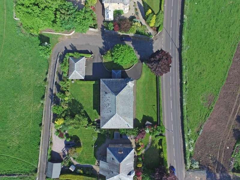 6 Bedrooms Detached House for sale in Glenthorne Port Glasgow Road, Kilmacolm, PA13 4SG